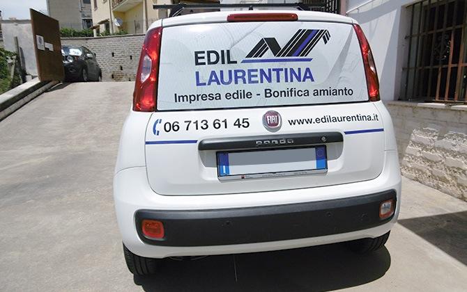 Decorazione automezzi Roma