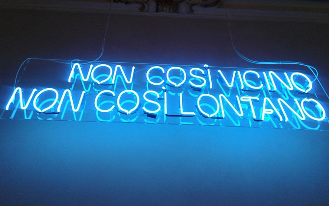 Insegne al neon o a led Roma